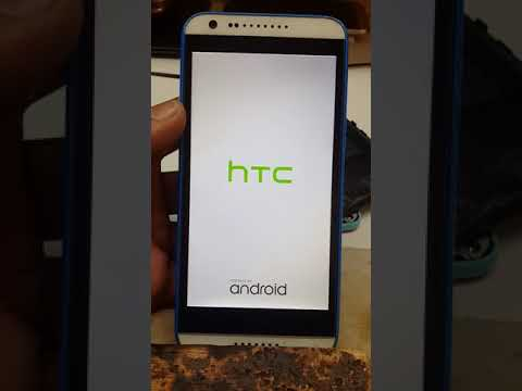 HTC 620 HARD RESET