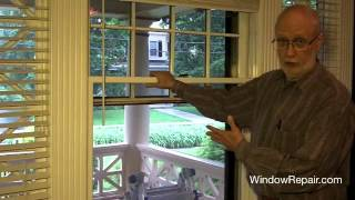 Wood Window Restoration | Window Restoration Boston Ma