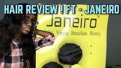 Hair Review    FT : JANEIRO