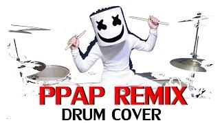 ppap pen pineapple apple pen hoaprox remix drum cover wayan ixora indonesia