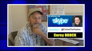 MLB.com San Diego Padres beat writer Corey Brock