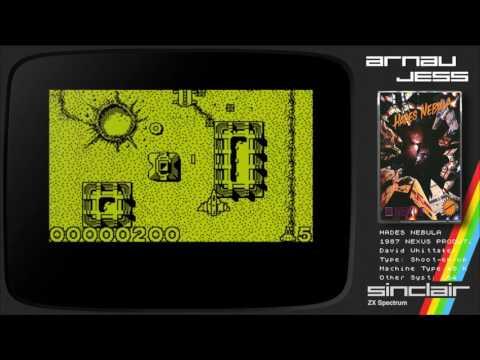 HADES NEBULA Zx Spectrum by NEXUS Product.