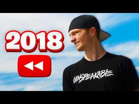 2018 WAS BEST YEAR OF MY LIFE! (UNSPEAKABLE REWIND)