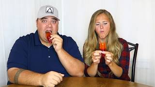 Gummy Hot Pepper
