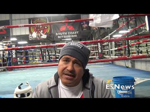 Robert Garcia On Devin Haney Promoting Himself Vs Signing With Big Promoter EsNews Boxing