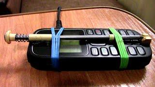 МОБИЛЬНАЯ СИГНАЛИЗАЦИЯ ! [Сигнализация из мобильного телефона своими руками].