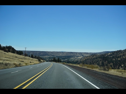 2K16 (EP 21) US-26 in Warm Springs, Oregon