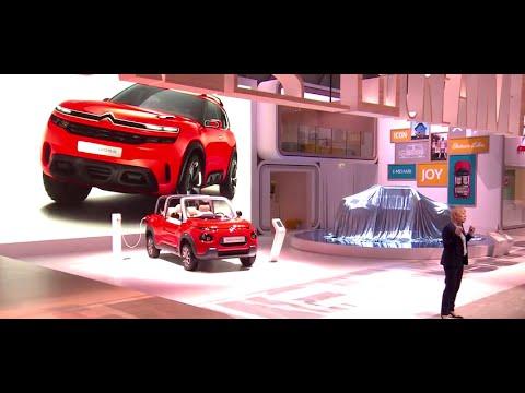 Replay - Citroën Press Conference in Geneva 2016
