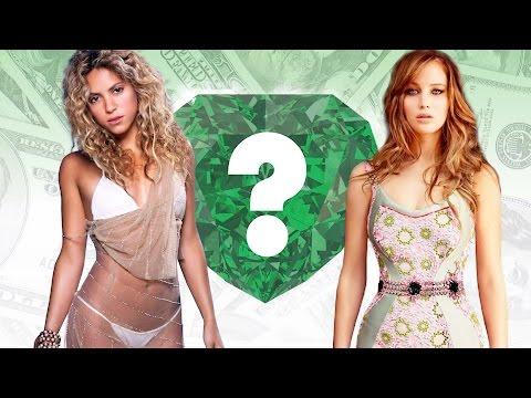 WHO'S RICHER? - Shakira or Jennifer...