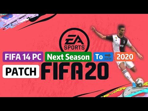 FIFA 14 PC Next Season To 2020 DOWNLOAD + INSTALL