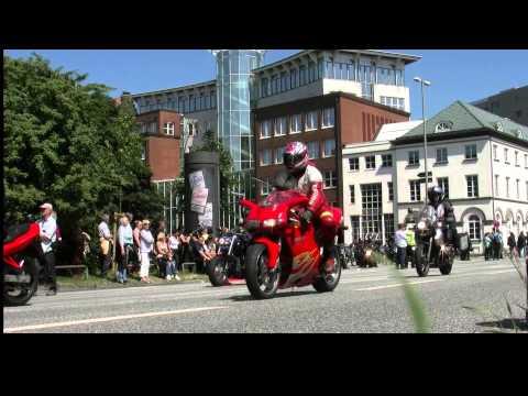 MOGO Hamburg 2013 Original - Konvoi vom Hamburger Michel nach Kaltenkirchen - Hamburg 2013