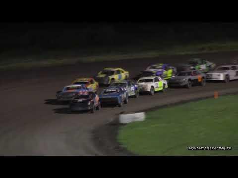 Stock Car HIghlights - Park Jefferson Speedway - 6/9/18