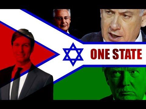 Israel:  One State Solution - Punish Radio