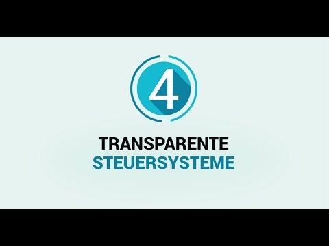 Forderungen für eine gerechte EU-Handelspolitik – 4. Transparente Steuersysteme
