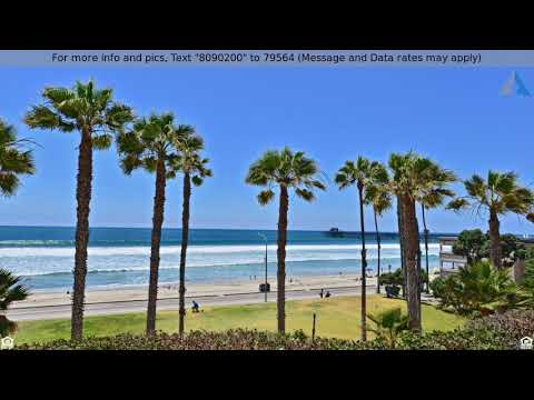Priced $2,200 to $2,600 - 134 S Pacific St Unit C, Oceanside, CA 92054