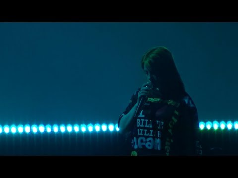 Billie Eilish - Live @ Moscow 27.08.2019 (Full Show)