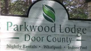 Parkwood Lodge - Door County Lodging - Fish Creek