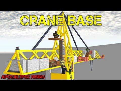 Crane Base - Apocalypse Rising Mp3