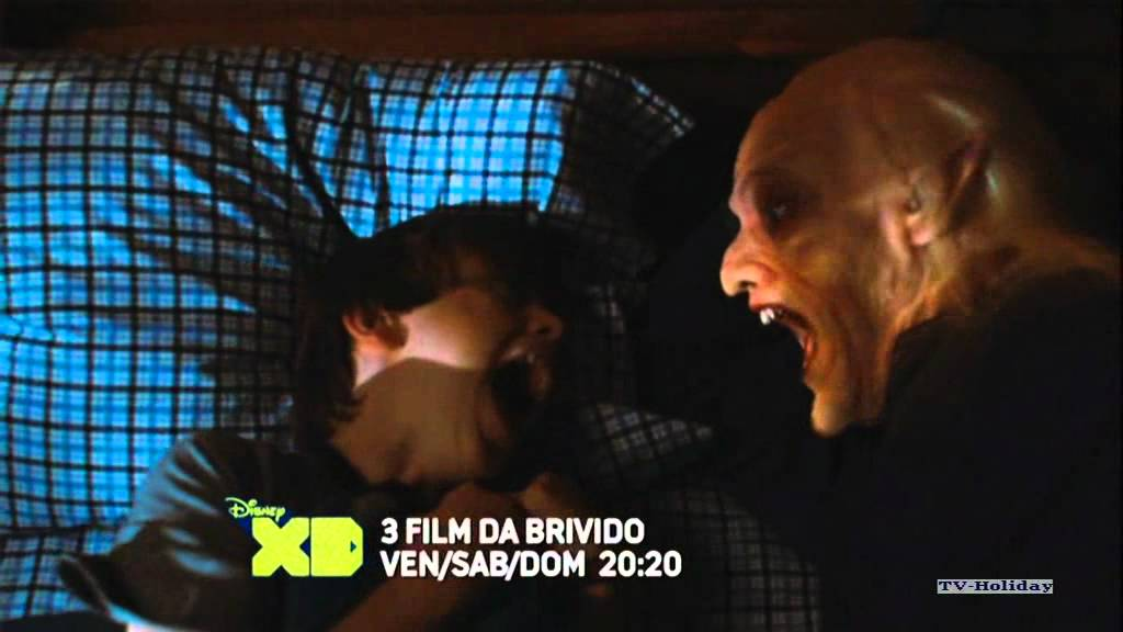 Disney XD Italy Halloween Promo 2011 - YouTube