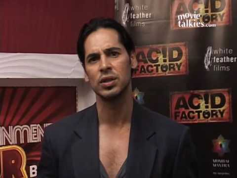 Acid Factory Star Cast on Entertainment Ke Liye Aur Bhi Kuch Karega Interview of Dino Morea