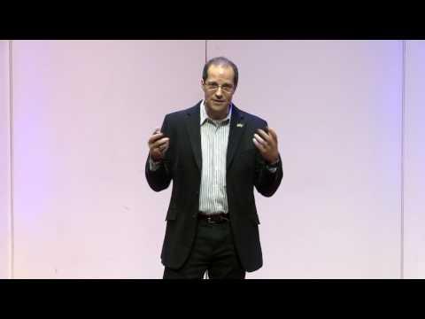 The Cyber Skills Gap | Chris Silvers | TEDxElonUniversity