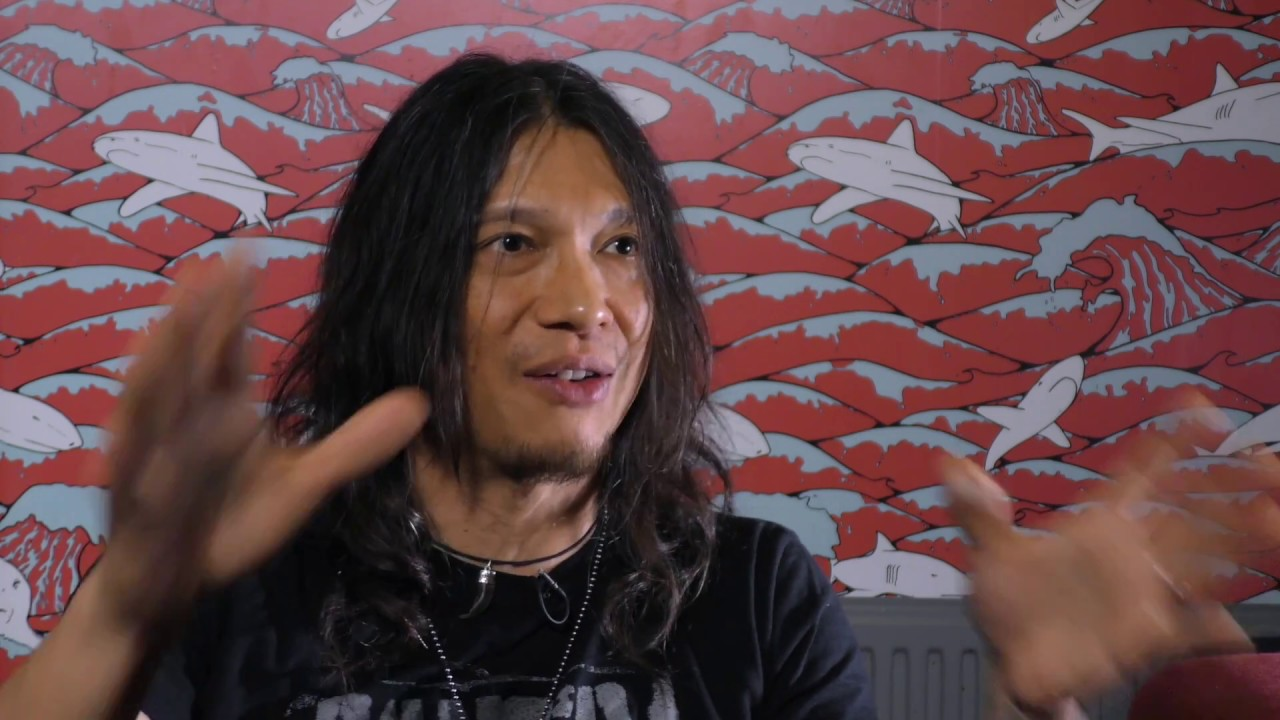 Download Death Angel interview - Rob Cavestany (part 3)