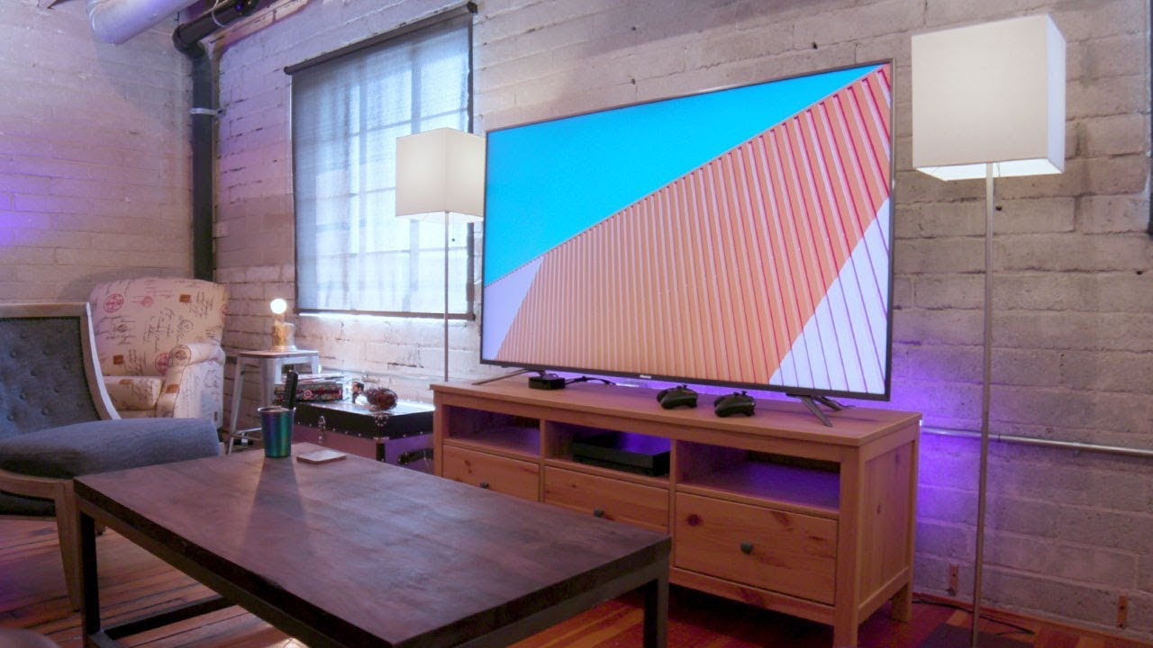 Ultimate Living Room Setup Under 2000 2018 Youtube - Living-room-setup