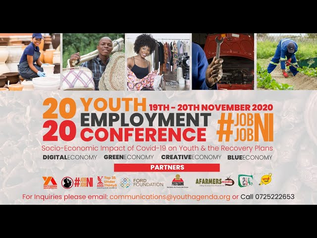 Ending Youth Unemployment in Kenya