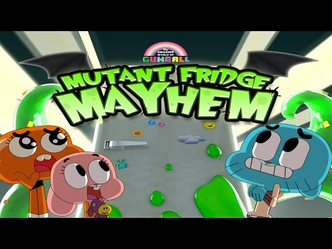 Mutant Fridge Mayhem - Gumball - iOS / Android - Walkthrough/Let`s Play - #2 Takeout Terror