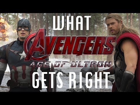 What Avengers: Age Of Ultron Gets Right
