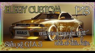 [GTA5] - Joker Dubai mua dàn siêu xe mạ vàng 100 tỉ đô - Siêu Xe Trong GTA 5