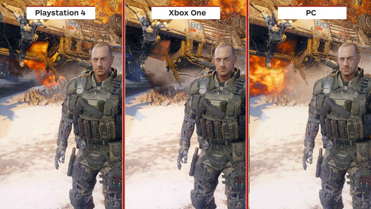 Call Of Duty Black Ops 3 Graphics Comparison Youtube