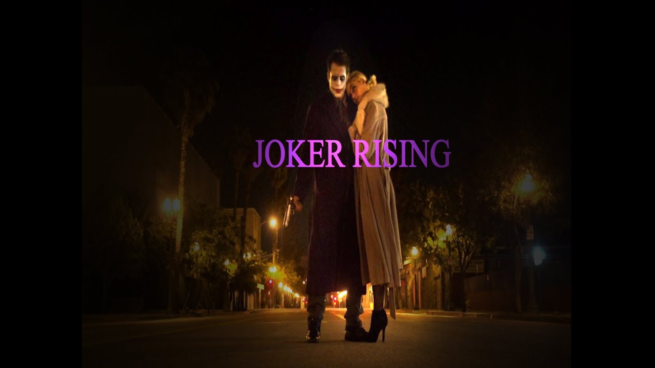 Download Joker Rising ROUGH CUT  (full length fan film) Batman- DC- Universe