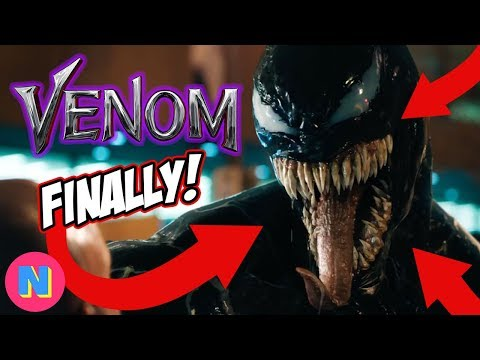 Venom Trailer Breakdown: Reactions To Big REVEAL!