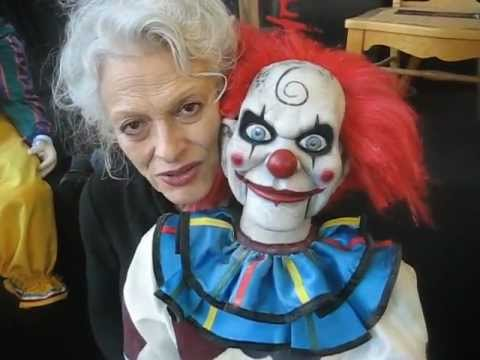 Mary Shaw Aka Judith Roberts Representing The Scary Closet Dead Silence Puppets Youtube