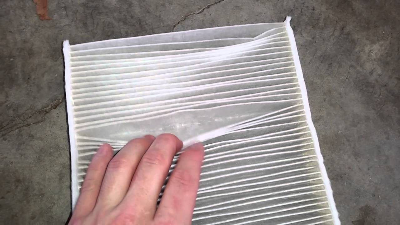 2013 2016 Ford Escape Checking Hvac Cabin Air Filter