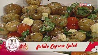 Idol sa Kusina recipe: Potato Caprese salad