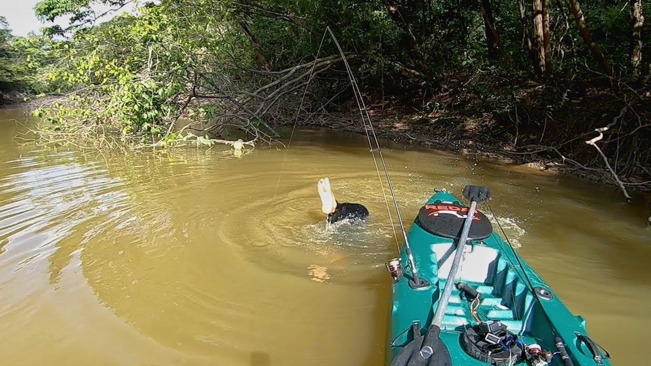 E VOCÊ, O QUE FARIA NUMA HORA COMO ESSA??? Pescaria.