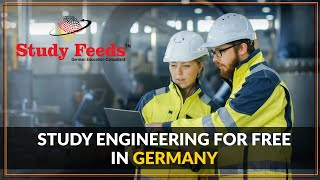Engineering In Germany | Study Free Engineering / Masters / MS in Germany