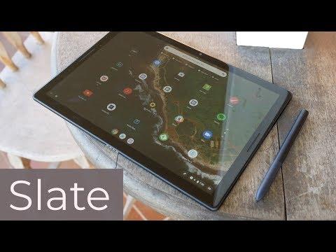 Google Pixel Slate Review