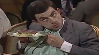 Hiding Steak Tartare | Mr. Bean Official