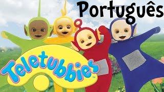 Teletubbies em Português do Brasil - Episódio Completo: Sarah, Fraser e os Patos.