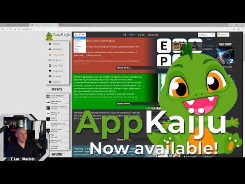 AppKaiju.com is Now Live!