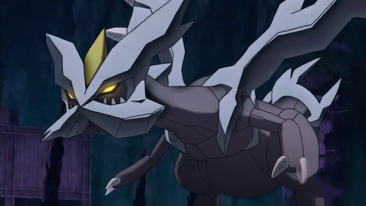 how to get kyurem project pokemon