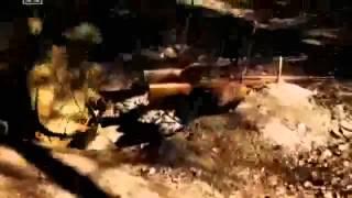 Pacific Land War in Bataan  english documentary Part 1