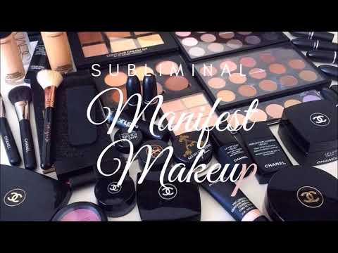 Manifest Makeup || Subliminal