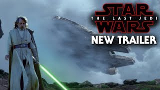 Star Wars The Last Jedi Leaked Trailer Footage Descriptions! NEW
