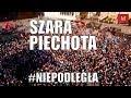 Szara Piechota Zaśpiewajmy dla Niepodległej, Plac Wolności #Radio #Wrocław, 12:00. 10.listopada 2018