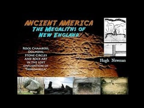 ANCIENT AMERICA: The Megaliths of New England Hugh Newman FEATURE