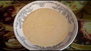 Кукурузная каша на молоке в REDMOND-4502